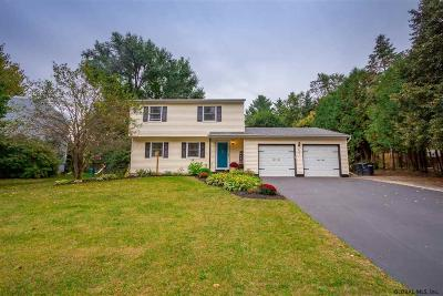 Albany County, Columbia County, Greene County, Fulton County, Montgomery County, Rensselaer County, Saratoga County, Schenectady County, Schoharie County, Warren County, Washington County Single Family Home New: 8 Tathum Tr