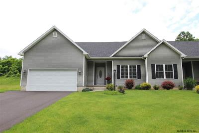 Voorheesville Single Family Home New: 22 Quail Run