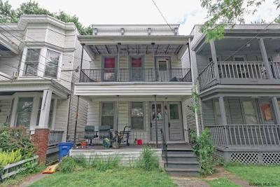 Albany Two Family Home New: 495 Hamilton St