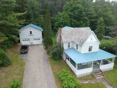 Horicon Single Family Home For Sale: 6624 State Route 8