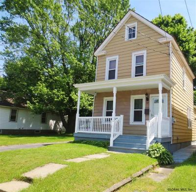 Schenectady County Single Family Home New: 163 6th St