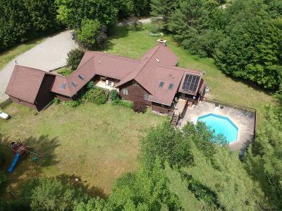 Warren County Single Family Home New: 67 Sequettes Rd