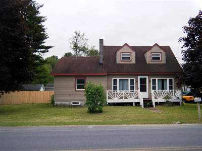 Queensbury Single Family Home New: 227 Luzerne Rd