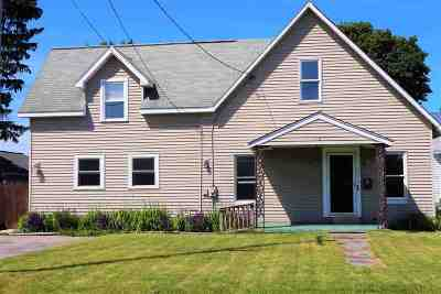 Schenectady County Single Family Home New: 341 Cleveland Av