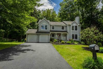 Guilderland Single Family Home For Sale: 5168 Woodlawn Dr