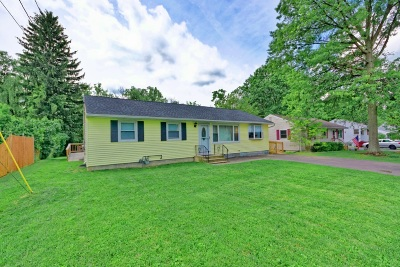 Colonie Single Family Home New: 4 Amelia Dr