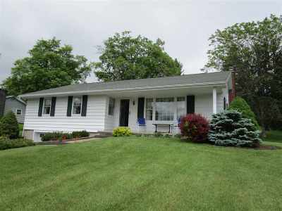 Schoharie County Single Family Home New: 5070 State Route 10