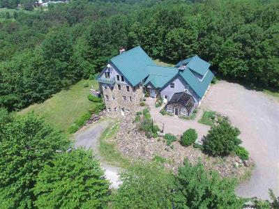 Galway, Galway Tov, Providence Single Family Home For Sale: 1312 Sacandaga Rd