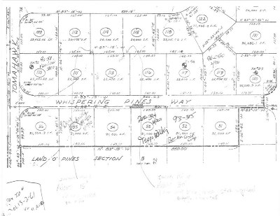 Queensbury Residential Lots & Land For Sale: 5 Whispering Pines Way