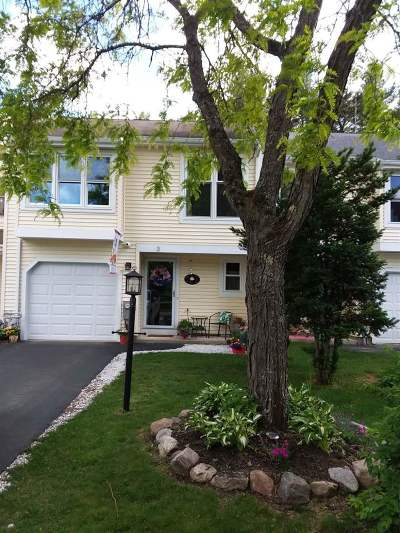 Queensbury Single Family Home New: 3 North Ct