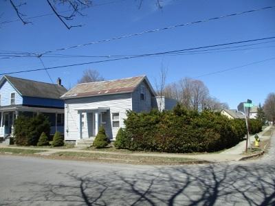 Glens Falls Single Family Home New: 85 Montcalm St