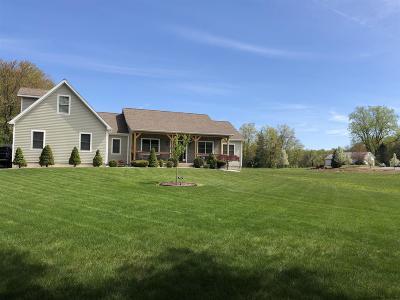 Single Family Home For Sale: 55 Werner Av