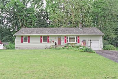 Schenectady County Single Family Home New: 10 Hadel Rd