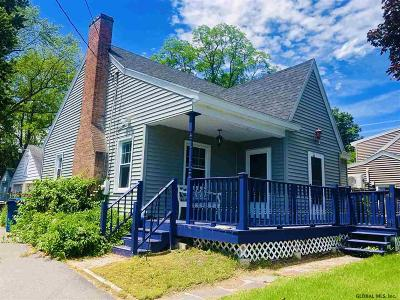 Schenectady County Single Family Home New: 111 Gordon Rd