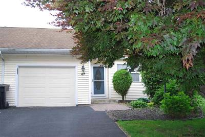 Troy Single Family Home New: 47 Heyden Rd
