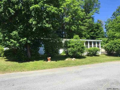 Corinth NY Single Family Home For Sale: $53,500