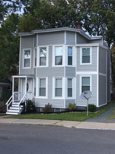 Rensselaer Single Family Home Active-Under Contract: 19 Chestnut St