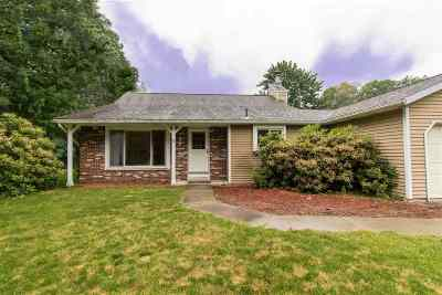 Clifton Park Single Family Home For Sale: 5 Longwood Dr