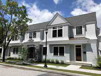 Saratoga County Single Family Home For Sale: 37 White St #Unit B