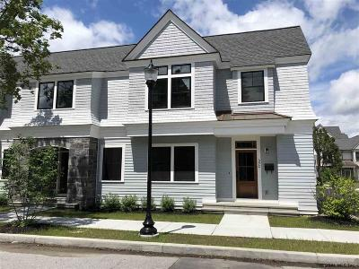 Saratoga County Single Family Home For Sale: 37 White St #Unit C