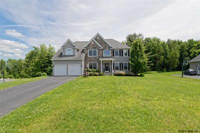 Rensselaer County Single Family Home For Sale: 33 Crimson Circle