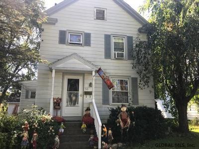 Albany County, Saratoga County, Schenectady County, Warren County, Washington County Single Family Home New: 14 Grove Av