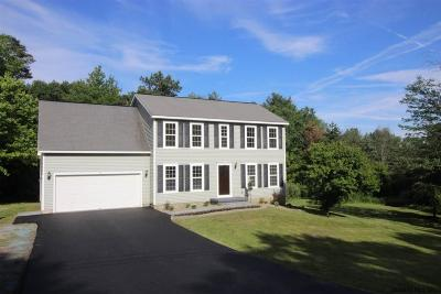 Albany County, Columbia County, Greene County, Fulton County, Montgomery County, Rensselaer County, Saratoga County, Schenectady County, Schoharie County, Warren County, Washington County Single Family Home New: 54 New Rd