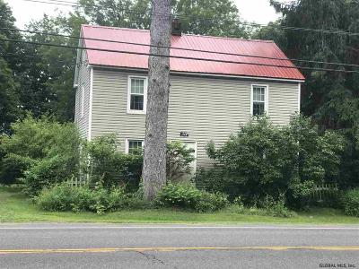 Rensselaer County Single Family Home New: 2177 Us Rt 20