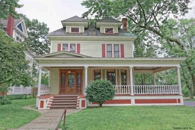 Schenectady County Single Family Home New: 1095 Ardsley Rd