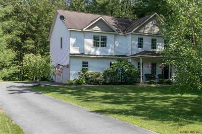 Wilton Single Family Home New: 61 Cobble Hill Dr
