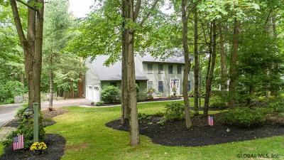 Ballston Spa, Malta, Clifton Park, Ballston Single Family Home For Sale: 11 Sandalwood Dr