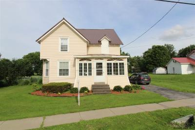 Canajoharie Single Family Home For Sale: 7405 State Highway 10