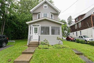 Albany Single Family Home New: 87 Glendale Av