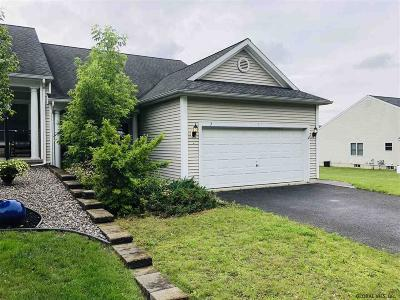 East Greenbush Single Family Home For Sale: 7 Rockrose Dr