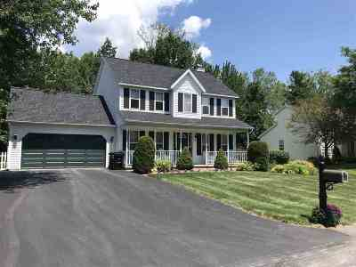 Albany County, Columbia County, Greene County, Fulton County, Montgomery County, Rensselaer County, Saratoga County, Schenectady County, Schoharie County, Warren County, Washington County Single Family Home New: 19 Talon Dr