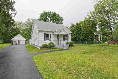 Albany County, Columbia County, Greene County, Fulton County, Montgomery County, Rensselaer County, Saratoga County, Schenectady County, Schoharie County, Warren County, Washington County Single Family Home New: 2720 Curry Rd