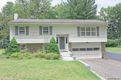 Guilderland Single Family Home For Sale: 3035 Spawn Rd