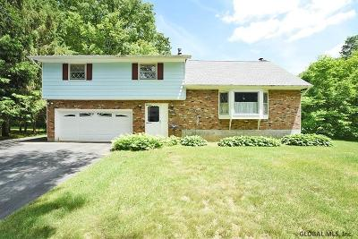 Clifton Park Single Family Home For Sale: 15 Patroon Pl