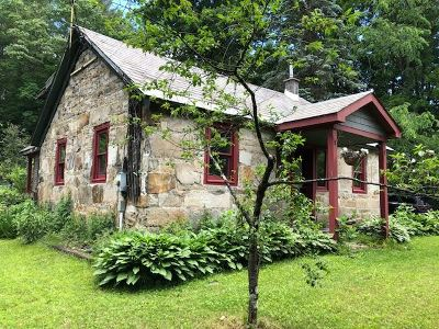 Albany County, Columbia County, Greene County, Fulton County, Montgomery County, Rensselaer County, Saratoga County, Schenectady County, Schoharie County, Warren County, Washington County Single Family Home New: 23 Hadlock Pond Rd