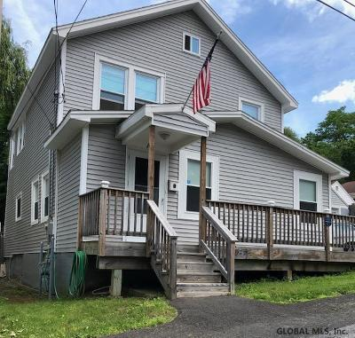 East Greenbush Single Family Home For Sale: 11 Poplar St