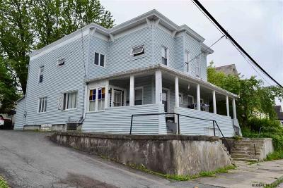 Amsterdam NY Single Family Home For Sale: $69,000