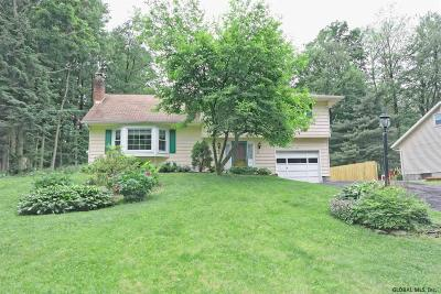 Clifton Park Single Family Home New: 36 Wheeler Dr