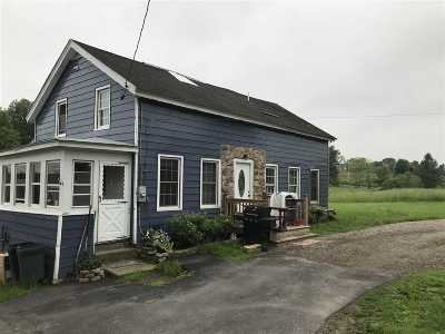 Fort Plain Single Family Home For Sale: 153 Rouse Rd
