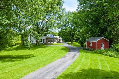 Bethlehem Single Family Home For Sale: 97 Wright La