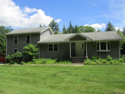 Wilton Single Family Home New: 17 Traver La