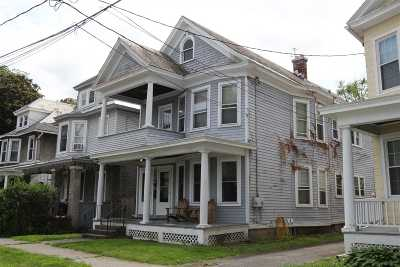 Albany Two Family Home For Sale: 830 Jay St