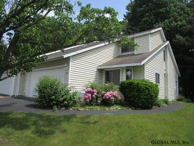 Clifton Park Single Family Home New: 25 Green Meadow Dr #25