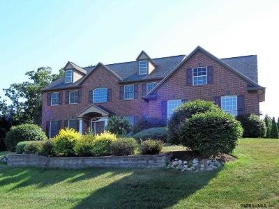 Colonie Single Family Home Back On Market: 1 Derby Ct