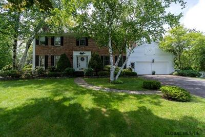 Colonie Single Family Home For Sale: 5 Fenway Ct