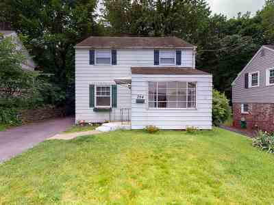 East Greenbush Single Family Home For Sale: 254 Maryland Av East